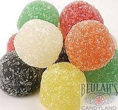 Giant Jellies bulk candy giant jelly gum drops 1 pound