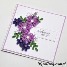 Spełnienia marzeń • Quilling.com.pl - kartki okolicznościowe & greeting cards