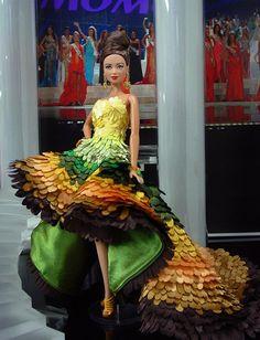 Miss-Tahiti-2013 Barbie
