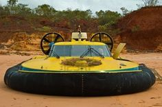 Just a hovercraft