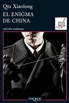 El enigma de China / Qiu Xiaolong