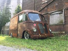 1953 International Harvester Metro Van with a LSx V8