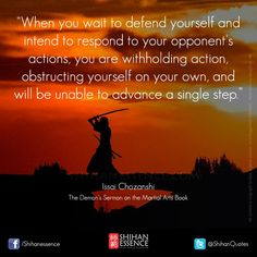 A powerful quote from a book of five rings the classic guide to strategy by miyamoto musashi - Miyamoto musashi zitate ...