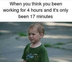 Been Working