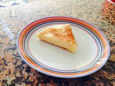 iBobotie: Easy Microwave Milk Tart