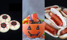 9x griezelige Halloween hapjes