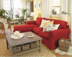 Knockout Knockoffs Pottery Barn Buchanan Living Room Interior