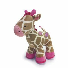Jungle Jill Plush Giraffe