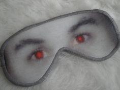 Freak Them Out Sleep Mask GOUL  FreakyOldWoman by FreakyOldWoman