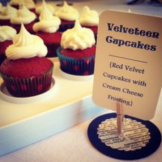 Storybook baby shower food ideas