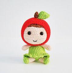 Annemarie's Haakblog: Apple Girl