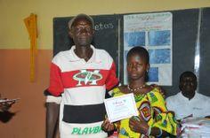 Batia Public Elementary School, Benin - Another finalist.