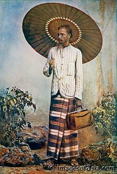 Sinhalese of India, Mumbai, India, 1897 - Oil-paper umbrella - Wikipedia, the free encyclopedia