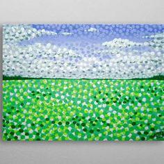 Sophia's Landscape by Alan Hogan Canvas Art, Canvas Prints, Artwork Prints, Vintage Posters, Wall Decor, Fine Art, T Shirts For Women, Landscape, Metal
