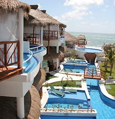 El Dorado Royale and Casitas in Riviera Maya, Mexico! - Alicia & Blake's honeymoon destination....so jealous!