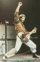 Pete Townshend: Persistence. Strong. Destiny.