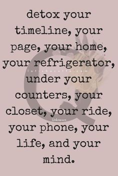 Declutter your life. Quotes To Live By, Me Quotes, Give And Take Quotes, Take A Break Quotes, Sister Quotes, Daughter Quotes, Father Daughter, Quotable Quotes, Family Quotes
