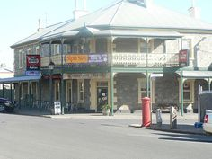 Strathalbyn Commercial Hotel and Red post box Post Box, South Australia, Street View, Explore, Outdoor Decor, Home Decor, Decoration Home, Room Decor, Mailbox