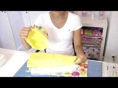 ▶ Nähen-für-Anfänger.de - Nähen lernen - Vorschau: Ein Körbchen (Utensilio) nähen - YouTube