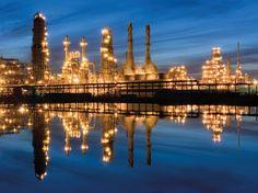 Baytown Refinery, Texas USA