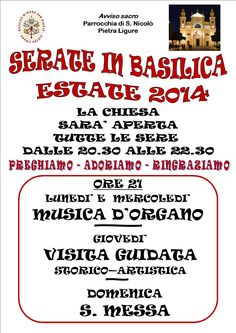 #pietraligure #events #summer #2014 #visitriviera #visitpietraligure #liguria