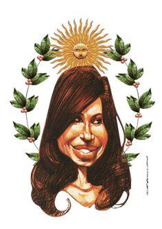 Asume Cristina http://www.telam.com.ar/efemerides/12/10