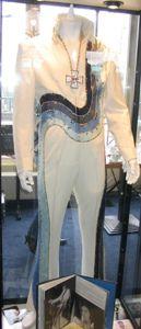 Blue Swirl/Blue Rainbow Suit