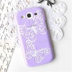 Being pretty feels so good. Slip your Samsung Galaxy S3 III i9300 Android Smart Phone into this amazing MiniSuit Hardshell Femme case and be instantly stylish and sleek while giving ultimate protection to your new electronic gadget. This case cover