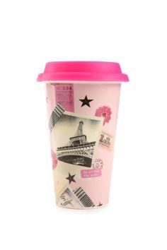 take away mug   Typoshop - - - Want this!