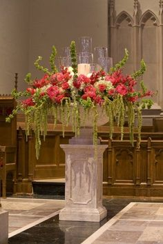 Decorating idea for church events