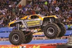 Win A Family 4 Pack of Tickets to Monster Jam 2014 ~ Enter today to see the BIG Trucks