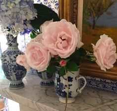 BLUE AND WHITE IS FOREVER - Mark D. Sikes: Chic People, Glamorous Places, Stylish Things