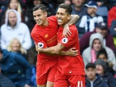 Philippe Coutinho performs as best man for Liverpool teammate Roberto Firmino