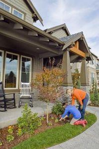 How to Landscape Around the House: Where do you Start? | eHow.com