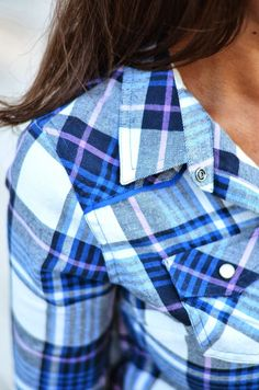 CHIC COASTAL LIVING: Happy Weekend...Fall Plaid