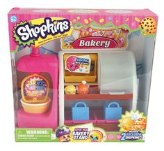 Amazon.com: Shopkins Bakery Playset: Toys & Games