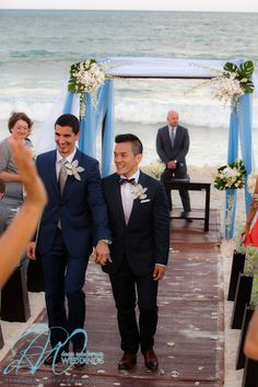 Same sex wedding in Cancun and Riviera Maya