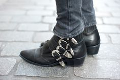 TOGA ankle boots.