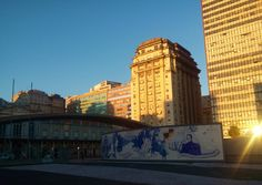 Porto Alegre - RS amanhecer do dia 28/08/2015