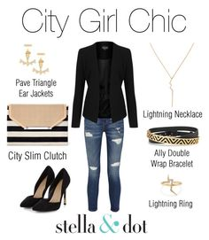 """Stella & Dot"" by caseyeking on Polyvore. Shop the look from the link in my bio: www.stelladot.co.uk/sites/morganolivia"