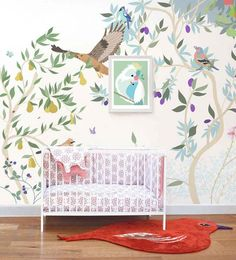Go on, if you still don't know how to decorate your walls and you want happiness, colours and liveliness, you must look into Little Cabari's new offerings!
