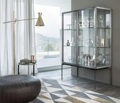 Galerist Cabinet by Lema, now available at Haute Living.