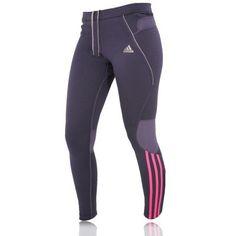 Adidas Lady Response Running Tights  ---I want!!!