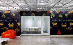 JWT Headquarters. Designed by EGG Office. @Enviromeant.com