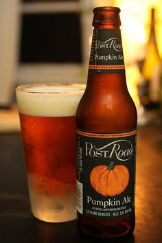 Brooklyn Brewery Post Road Pumpkin Ale by chefelf, via Flickr