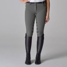 Grey Fantasia Technical Breeches