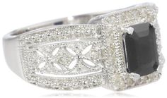 Sterling Silver Sapphire and Diamond Art Deco Ring (0.15 cttw, IJ Color, I2-I3 Clarity), Size 7 Amazon Curated Collection,http://www.amazon.com/dp/B008QAH3RE/ref=cm_sw_r_pi_dp_BzjDsb1NRQD4124A