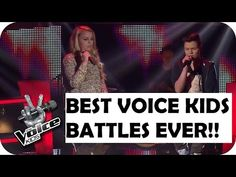 TOP 5 BEST VOICE KIDS BATTLES IN THE WORLD!! - YouTube Bbc Kids, The Secret Of Moonacre, Story Of My Life, The Voice, Battle, Singing, Concert, World, Youtube