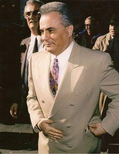 John Gotti - not guilty again. http://dapperdon.net/
