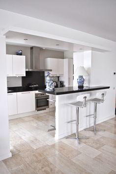 ideeën over Witte Granieten Keuken op Pinterest - Granieten Keuken ...